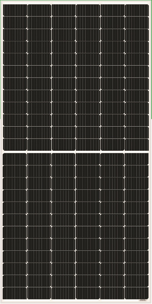 AS-6M144-HC-435W465W-1 Half Cell Solar Panels